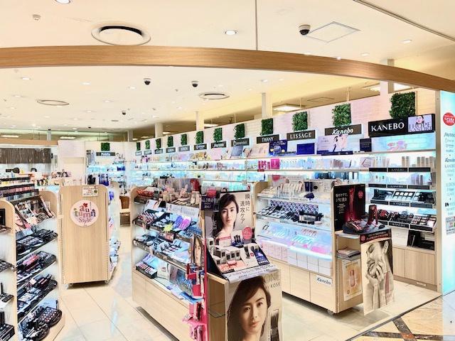 ギンザビビ 八千代台店美容部員・BA正社員,アルバイト・パートの求人の店内写真1