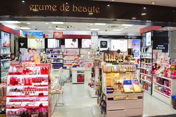 エルメ・ド・ボーテ 青葉台店美容部員・化粧品販売員正社員,アルバイト・パートの求人の店内写真5
