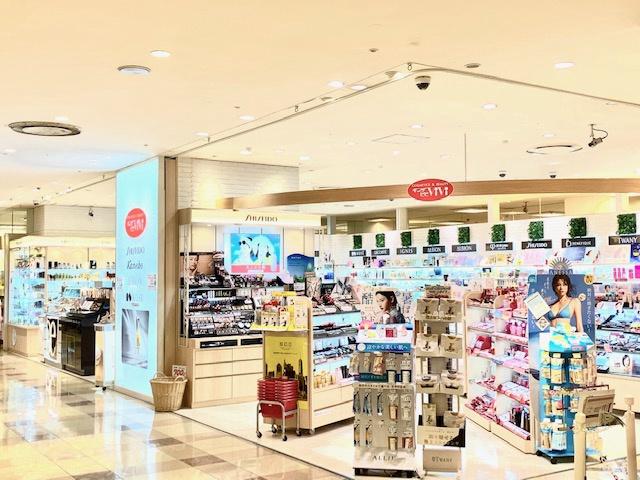 ギンザビビ 八千代台店美容部員・BA正社員,アルバイト・パートの求人の店内写真3