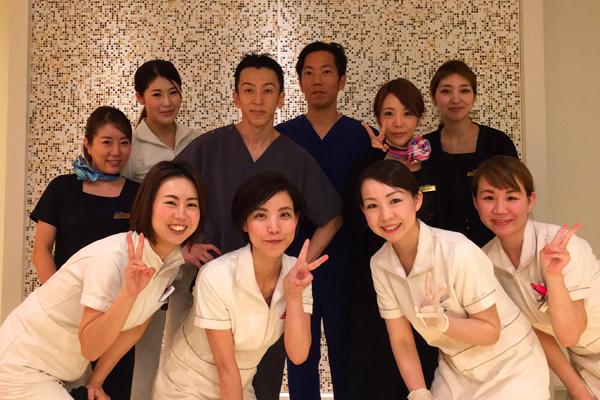 THE CLINIC 東京美容看護師正社員の求人のスタッフ写真1