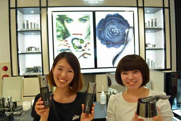 MDNA SKIN 伊勢丹新宿店美容部員・化粧品販売員(モデリスト)正社員の求人のスタッフ写真7
