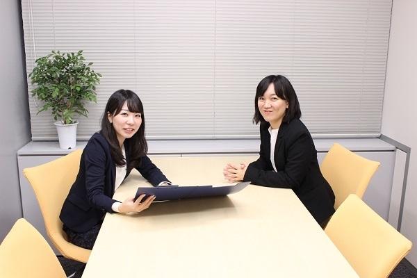 東京23区内エリア一般事務・アシスタント(無期雇用派遣)正社員の求人のスタッフ写真2