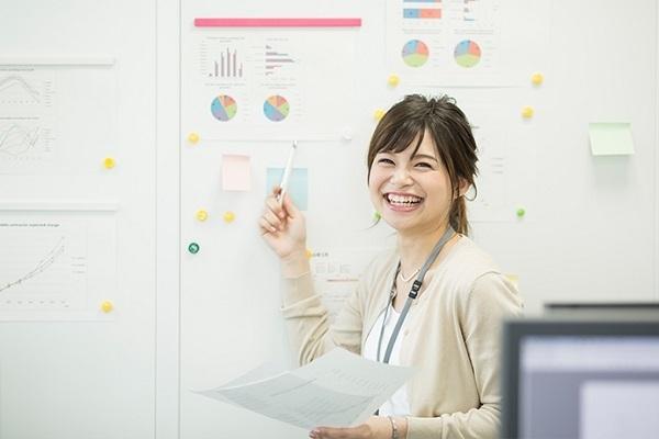 東京23区内エリア一般事務・アシスタント(無期雇用派遣)正社員の求人の写真