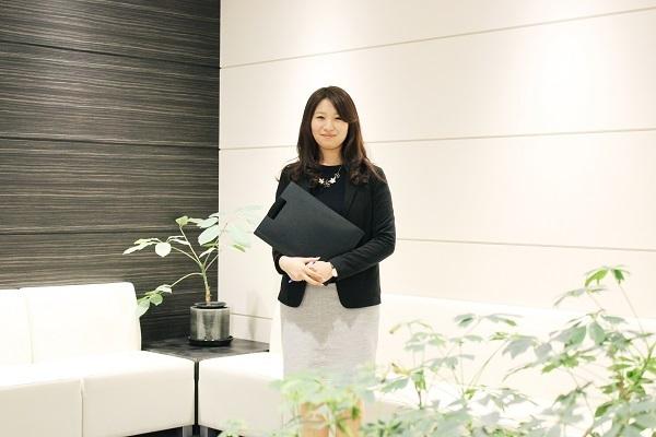 新宿エリア一般事務・アシスタント派遣の求人のスタッフ写真4