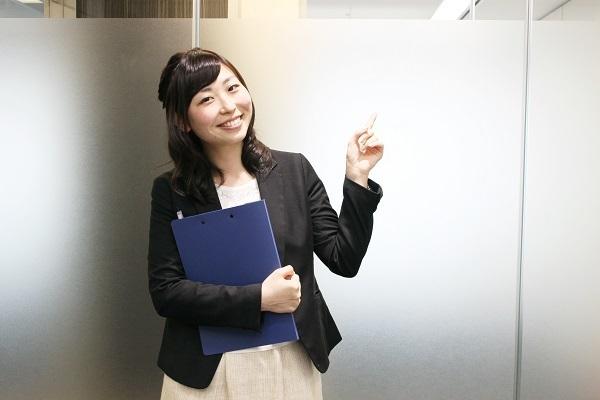 新宿エリア一般事務・アシスタント派遣の求人のスタッフ写真5