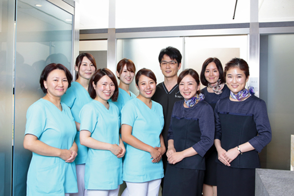 聖心美容クリニック 東京院メディカルカウンセラー・受付(美容クリニックの受付カウンセラー)正社員の求人の写真