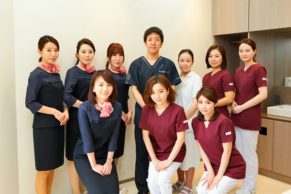 株式会社メディクルード美容医療事務・バックオフィス(経理・総務)正社員の求人の写真