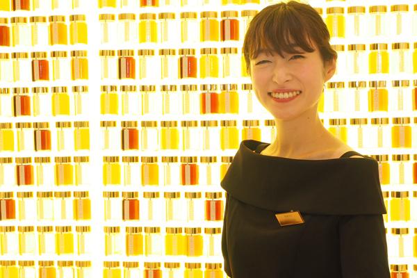新宿・渋谷エリア 百貨店・商業施設美容部員・化粧品販売員正社員の求人のスタッフ写真6