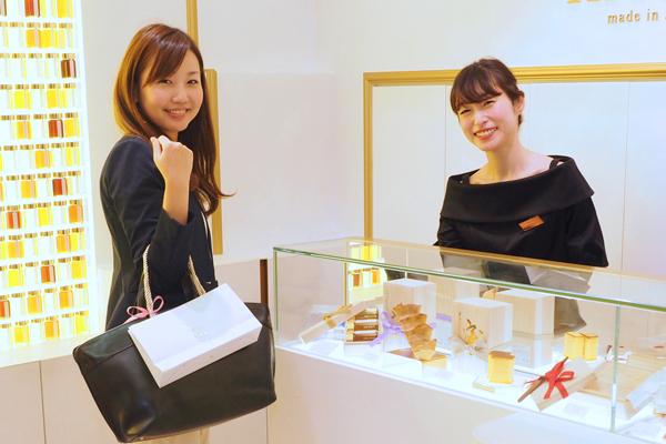 新宿・渋谷エリア 百貨店・商業施設美容部員・化粧品販売員正社員の求人のスタッフ写真1