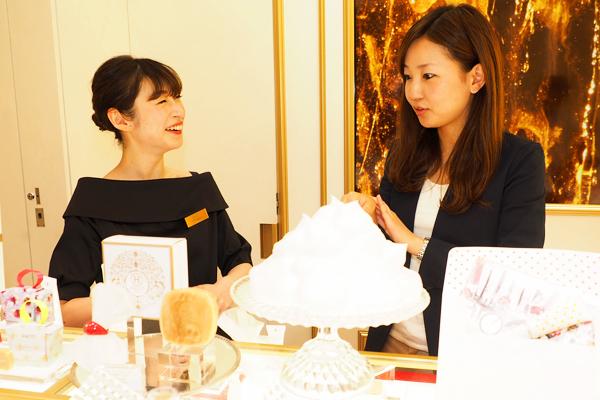 新宿・渋谷エリア 百貨店・商業施設美容部員・化粧品販売員正社員の求人のスタッフ写真7