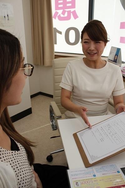 フィラークリニック 恵比寿院メディカルカウンセラー・受付正社員の求人のスタッフ写真2