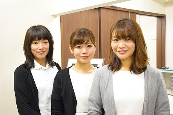東京ビューティークリニック 名古屋院メディカルカウンセラー・受付正社員の求人のスタッフ写真5