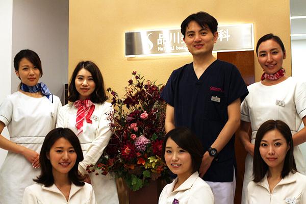 品川美容外科 本院事務所コールセンター・電話オペレーター正社員,アルバイト・パートの求人のスタッフ写真8
