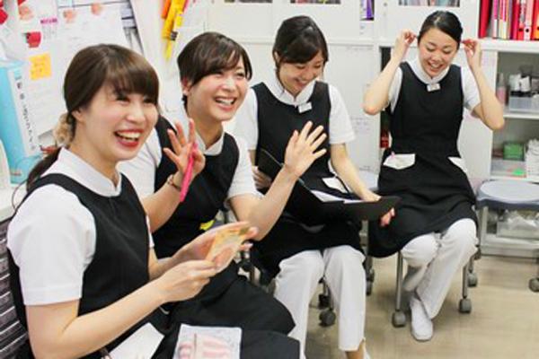 品川美容外科 本院事務所コールセンター・電話オペレーター正社員,アルバイト・パートの求人のスタッフ写真6