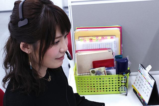 品川美容外科 本院事務所コールセンター・電話オペレーター正社員,アルバイト・パートの求人のスタッフ写真2