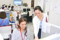 美容医療・電話対応が初めてでも安心の研修制度。