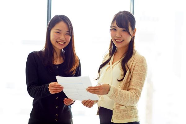 東京23区エリア一般事務・アシスタント正社員の求人のスタッフ写真4