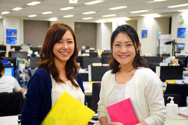 東京23区エリア一般事務・アシスタント正社員の求人のスタッフ写真1