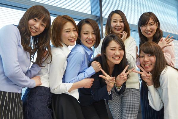 東京23区エリア一般事務・アシスタント正社員の求人のスタッフ写真2