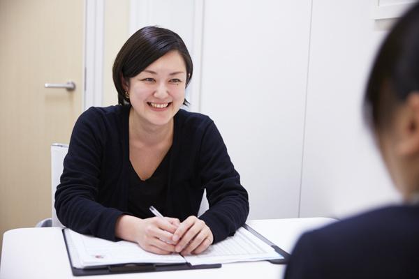 東京23区エリア一般事務・アシスタント正社員の求人のスタッフ写真9