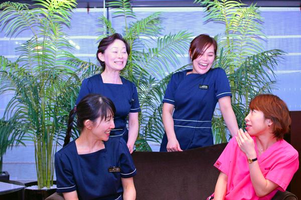 セルポートクリニック横浜美容看護師正社員の求人のスタッフ写真1