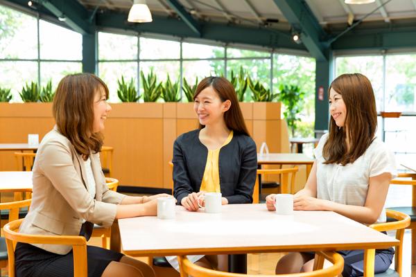 東京都23区内エリア(恵比寿、渋谷、品川など)一般事務・アシスタント正社員の求人のスタッフ写真9