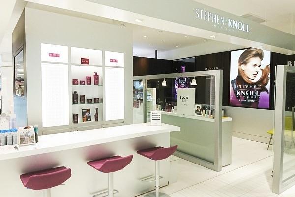そごう横浜店 スティーブンノルプロフェッショナル美容部員・BA(ビューティーアドバイザー/スタイリスト)アルバイト・パートの求人の写真