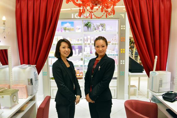 SAKURAYA FOR ME 多摩センター店美容部員・化粧品販売員(ビューティーコンシェルジュ)正社員/アルバイト・パートの求人のスタッフ写真1