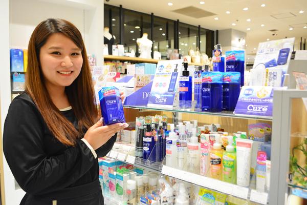 埼玉県エリア shop in美容部員・化粧品販売員契約社員の求人のスタッフ写真5