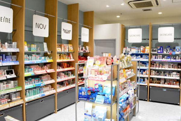 埼玉県エリア shop in美容部員・化粧品販売員契約社員の求人の店内写真2