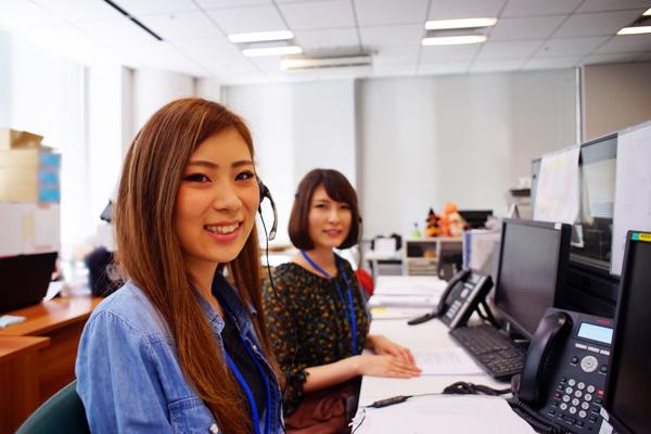 日本トータルテレマーケティング株式会社 本社(渋谷)コールセンター・電話オペレーター(カスタマーセンター オペレーター)アルバイト・パートの求人のスタッフ写真1