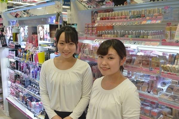 コクミン 新宿・渋谷・青山・六本木エリア美容部員・化粧品販売員(美容コンシュルジュ)正社員の求人のスタッフ写真1