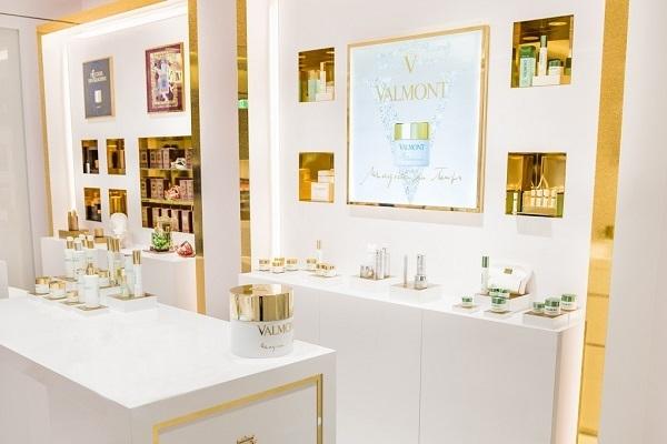 La Maison VALMONT GINZA SIX美容部員・BA(販売スタッフ)正社員/アルバイト・パートの求人の店内写真1