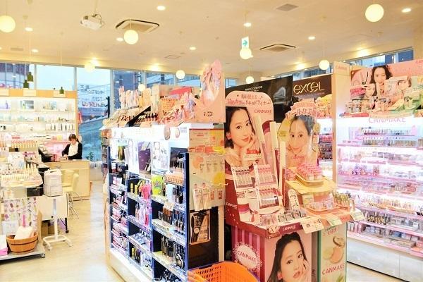 薬のタサキ アトレヴィ大塚店美容部員・BA正社員,アルバイト・パートの求人の店内写真2