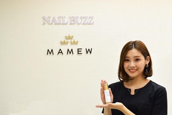 MAMEW 銀座トータルビューティー店美容部員・BA正社員,アルバイト・パートの求人のスタッフ写真1