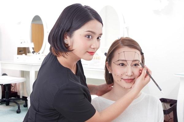 MAMEW 銀座トータルビューティー店美容部員・BA正社員,アルバイト・パートの求人のサービス・商品写真1