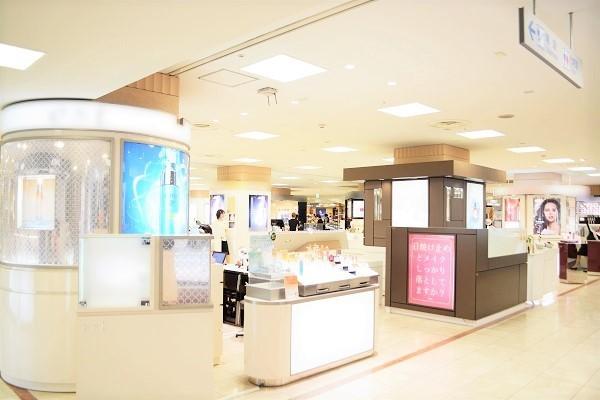 丸広百貨店 川越店美容部員・BA契約社員の求人の店内写真4