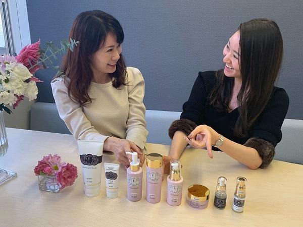 東京23区内の『イースペシャル』取り扱い店舗美容部員・BA(ビューティーアドバイザー)アルバイト・パートの求人のスタッフ写真1