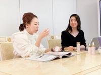 女性社員が多く、フラットな職場です。
