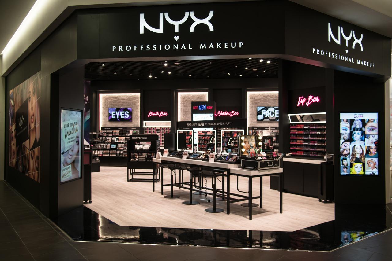 NYX 大阪エリア(2018年秋NEW OPEN)美容部員・化粧品販売員正社員/契約社員の求人の店内写真1