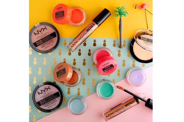 NYX Professional Makeup 池袋PARCO店美容部員・BA契約社員,正社員,アルバイト・パートの求人のサービス・商品写真3
