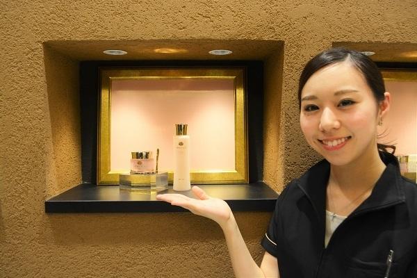 ノエビア サロン ド スペチアーレ 銀座美容部員・BA正社員の求人のスタッフ写真2