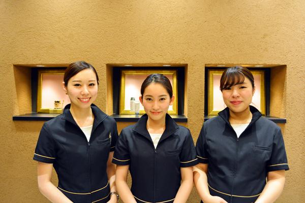 ノエビアスタイル銀座美容部員・BA正社員の求人のスタッフ写真1