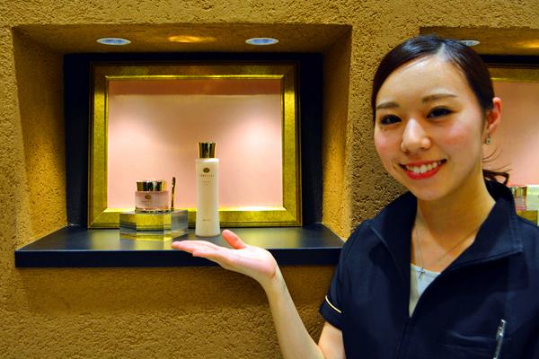 ノエビアスタイル銀座美容部員・化粧品販売員正社員の求人のスタッフ写真5