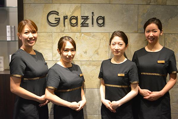 Grazia(グラツィア) 池袋本店エステ・エステティシャン正社員の求人のスタッフ写真1