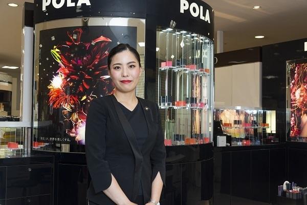 POLA 西武渋谷店美容部員・BA(百貨店ビューティーコーディネーター)契約社員の求人の写真
