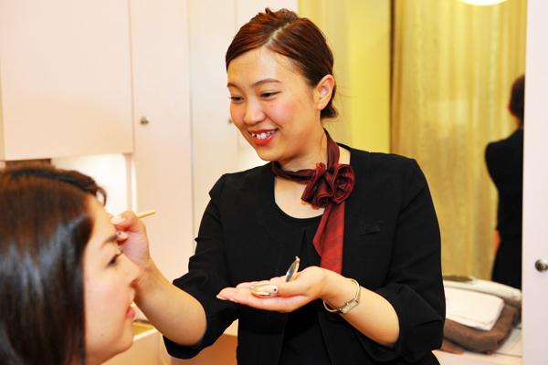 東京エリアアイリスト(アイリスト)正社員の求人のスタッフ写真5