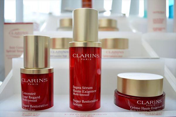 クラランス 広島そごう美容部員・化粧品販売員(ビューティアドバイザー)契約社員の求人のサービス・商品写真8