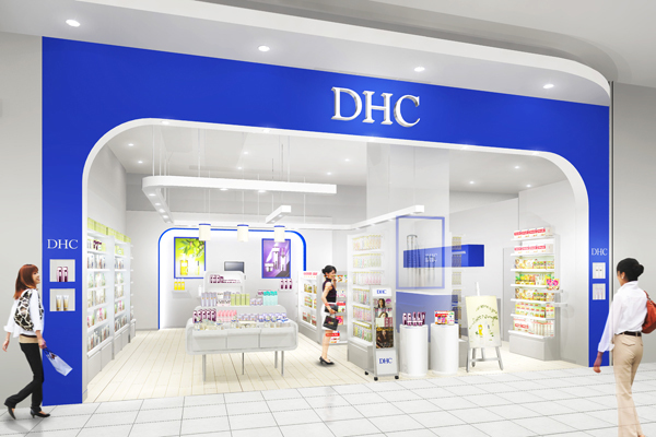DHC京王百貨店新宿直営店美容部員・BA(ショップアテンダント)正社員の求人の店内写真1