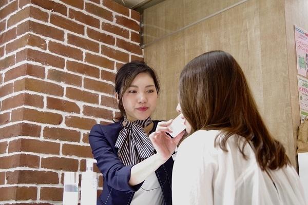 @cosme store 上野マルイ店美容部員・化粧品販売員(ビューティカウンセラー ※未経験OK)契約社員,契約社員,契約社員の求人のスタッフ写真8